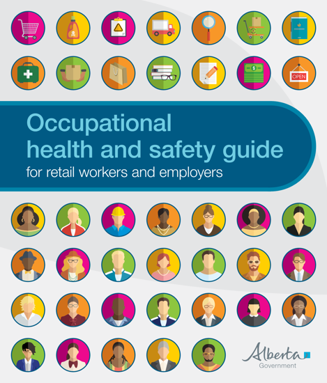 Picture of Occupational health and safety guide for retail workers and employers