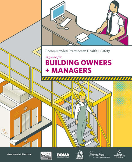 Picture of Recommended Practices in Health and Safety: A guide for Building Owners + Managers