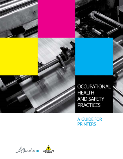 Picture of Occupational Health and Safety Practices: A Guide for Printers