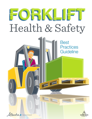 Picture of Forklift Health & Safety Best Practices Guideline