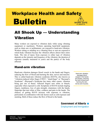 Picture of All Shook Up: Understanding Vibration