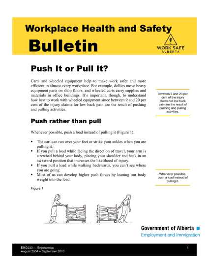 Picture of Push It or Pull It?