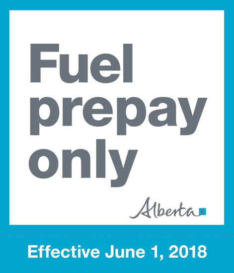 Picture of Fuel prepay only