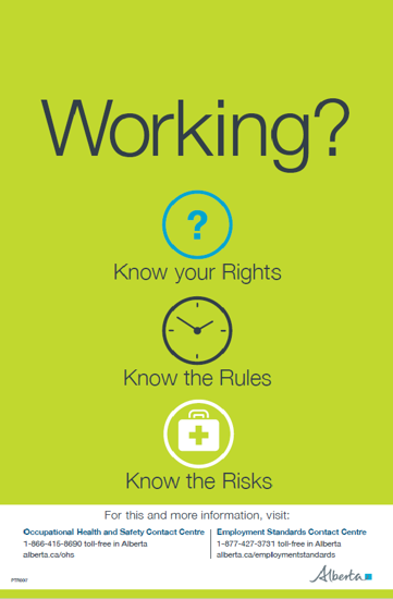 Picture of Working? Rights, Rules, Risks