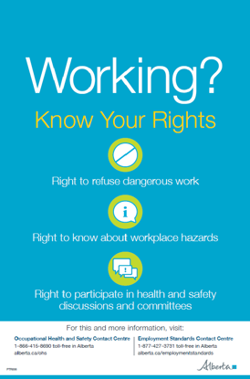 Picture of Working? Know your Rights