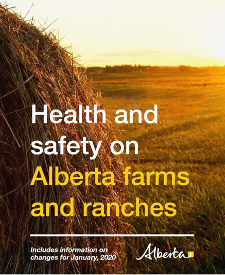 Picture of Health and safety on Alberta farms and ranches