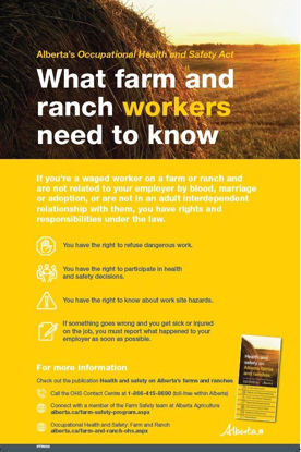 Picture of What farm and ranch workers need to know