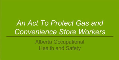 Picture of An act to protect gas and convenience store workers - webinar