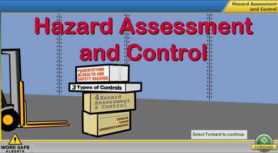Picture of Hazard assessment and control - eLearning