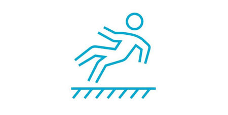 Picture for category Slips, trips and falls
